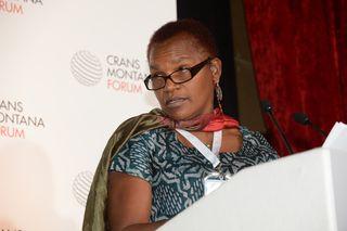 Menete african women forum jean paul carteron femmes africaines crans montana forum