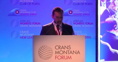 Jean-Paul Carteron, Crans Montana Forum, Pierre-Emmanuel Quirin
