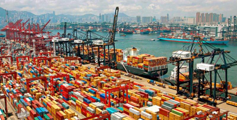 Shanghai_port