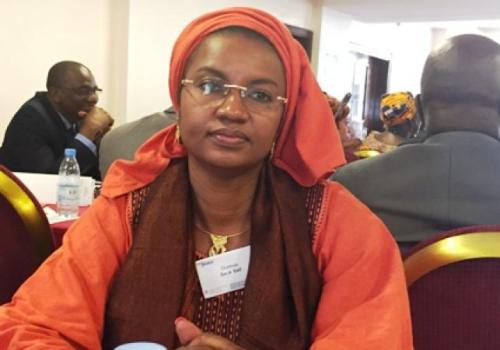 Sall Seck,African Women's Forum