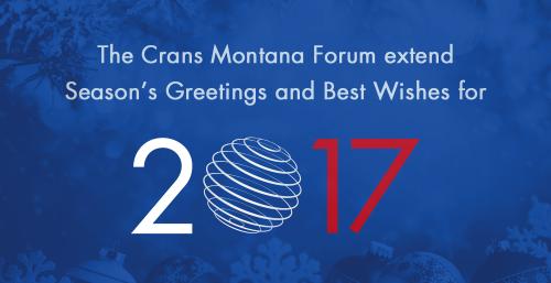 crans montana forum, club of ports, club des ports