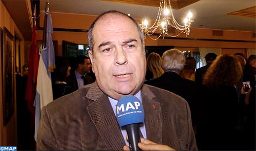 Jean-Paul Carteron, Crans Montana Forum, Maroc, CMF