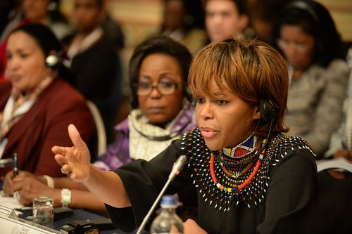 Kupe african women forum jean paul carteron femmes africaines crans montana forum