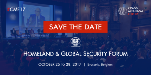 Crans Montana Forum, Homeland & Global Security Forum, Brussels, Belgium, Corruption, Bruxelles