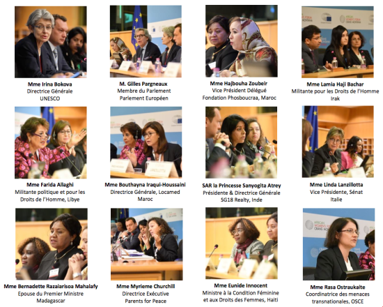 CMF, Crans Montana Forum, African Women's Forum