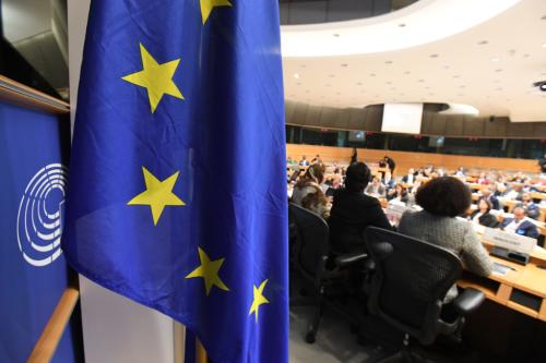 CMF, Crans Montana Forum, African Women's Forum, European Parliament