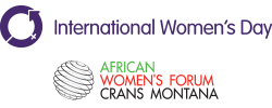 International Women's Day, CMF, African Women's Forum, AWF, Crans Montana Forum