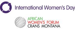 International Women's Day, CMF, African Women's Forum, AWF, Crans Montana Forum