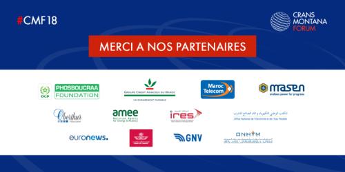 CMF, Crans Montana Forum, Dakhla, Partners