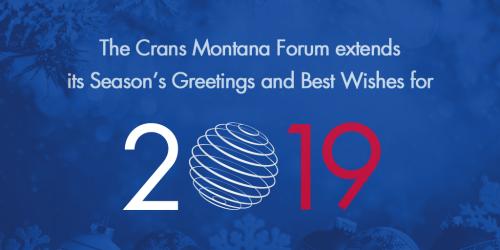 AWF, CMF, Crans Montana Forum