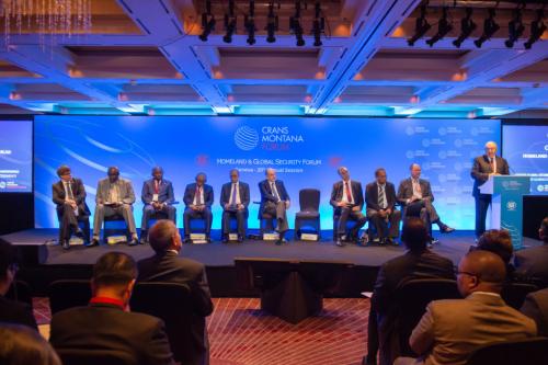 CMF, Crans Montana Forum, Geneva