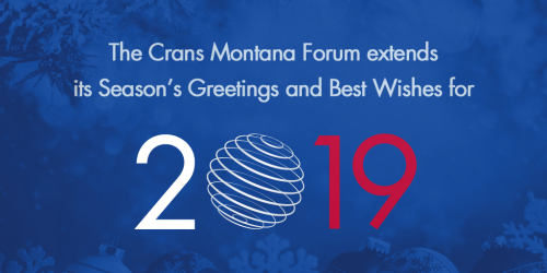 NLT, New Leaders for Tomorrow, CMF, Crans Montana Forum