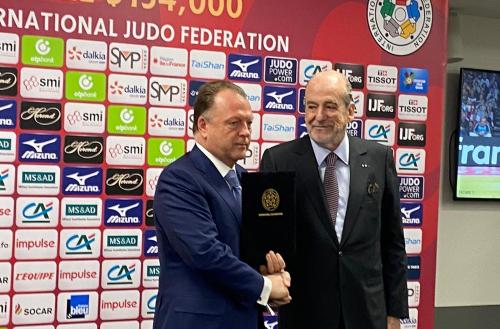 CMF, Crans Montana Forum, Fédération Internationale de Judo, International Judo Federation